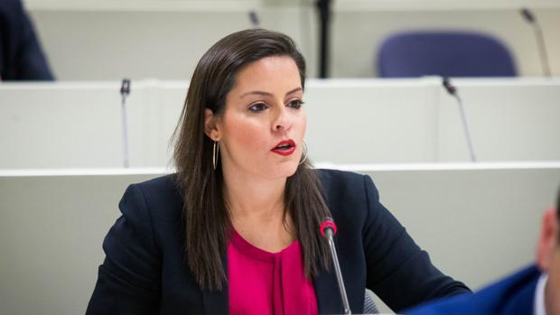 Yaiza Castilla, nueva consejera de Turismo de Canarias