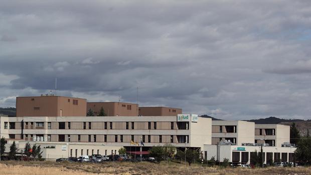El Hospital público«Ernest Lluch» de Calatayud atiende a esta comarca y a las vecinas de Daroca, Aranda y parte de Valdejalón