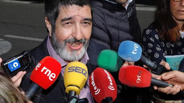 Manuel Mitadiel, en una imagen de archivo