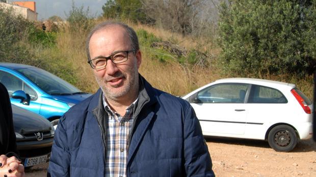 Imagen de archivo de Diego Gómez, alcalde de Alzira