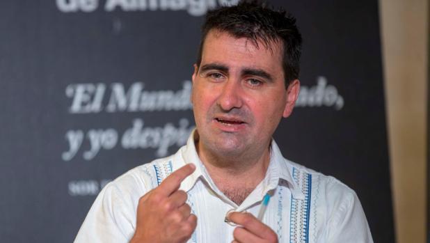 Ignacio García durante la rueda de prensa que ha ofrecido para hacer el balance de la edición 2019