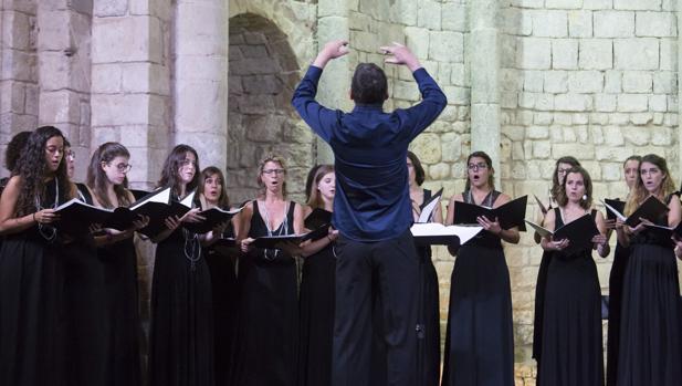 Un concierto coral de la pasada edición