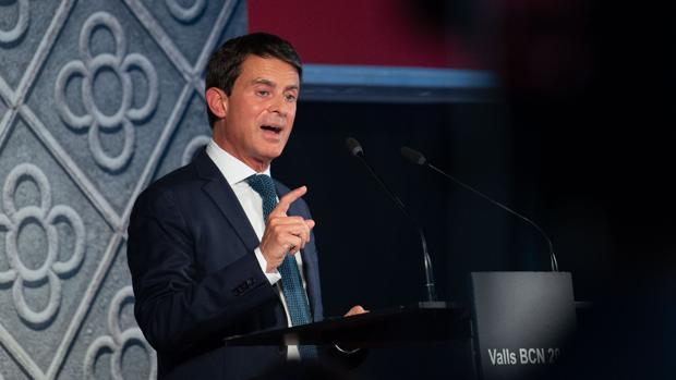 El edil Manuel Valls, en una imagen de archivo