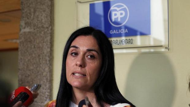 Paula Prado, en una intervención reciente ante los medios