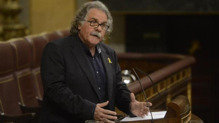Joan Tardà pide convocar elecciones «de inmediato» tras la sentencia del «procés»