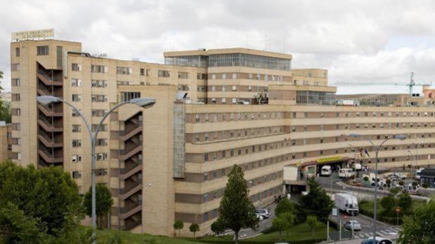 Imagen de archivo del Hospital Clínio Universitario de Salamanca