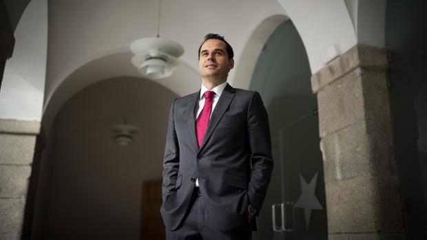 Ignacio Aguado, vicepresidente del Gobierno madrileño