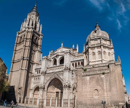 La catedral gótica de Toledo, elegida la mejor de España