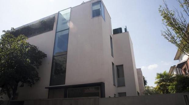 La vivienda de la familia de Rocío Monasterio e Iván Espinosa de los Monteros