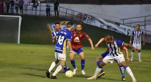 2-1: Villarrobledo opens in a big way, beating the prestige