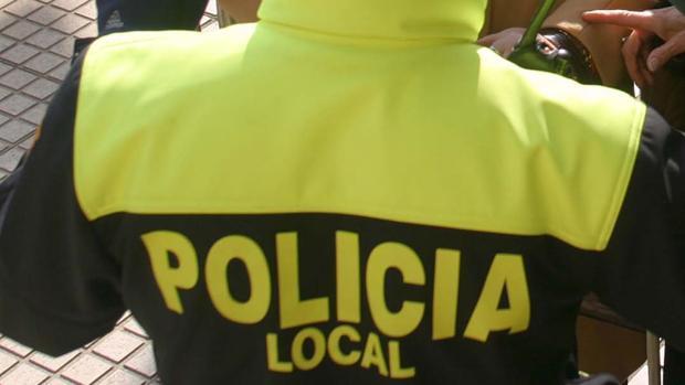 La detención ha sido practicada por agentes de la Policía Local