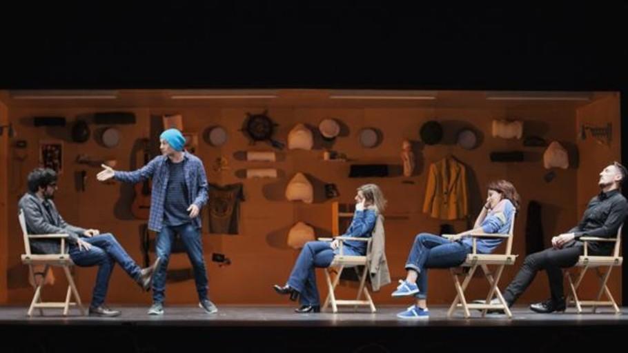 Arranca la temporada en La Mutant con la comedia sobre el cine «El Tratamiento»