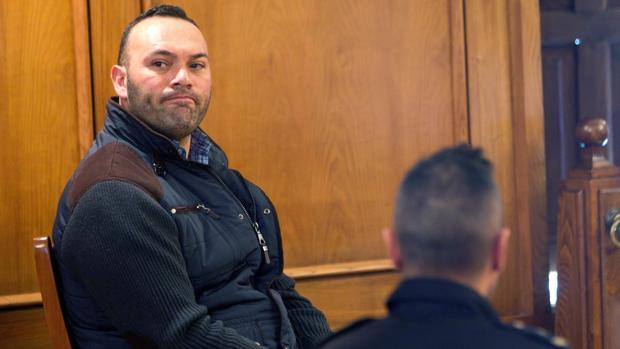 El acusado, ante el tribunal encargado de juzgarlo