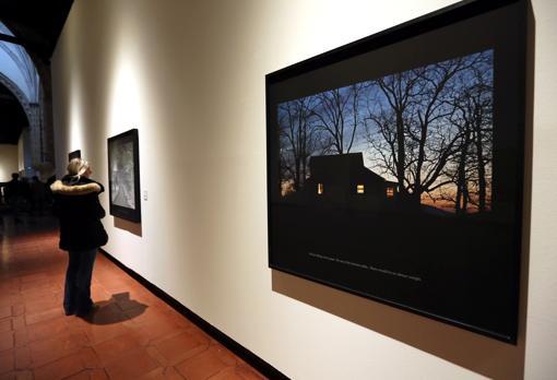 Otra de las fotografías de Marks en el Centro de Arte Moderno y Contemporáneo