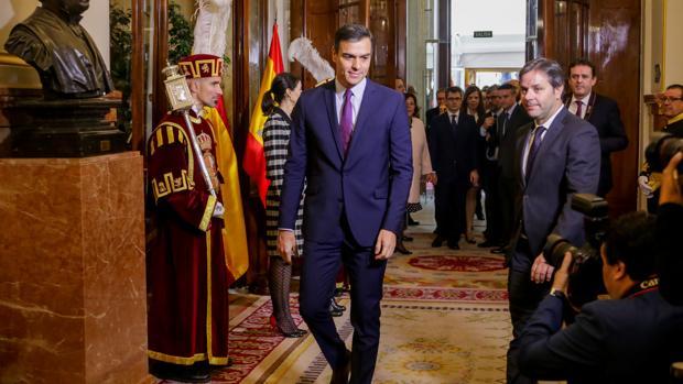 El idilio Sánchez-Iglesias: unidos tras el fracaso y con la esperanza de una investidura antes de comer las uvas