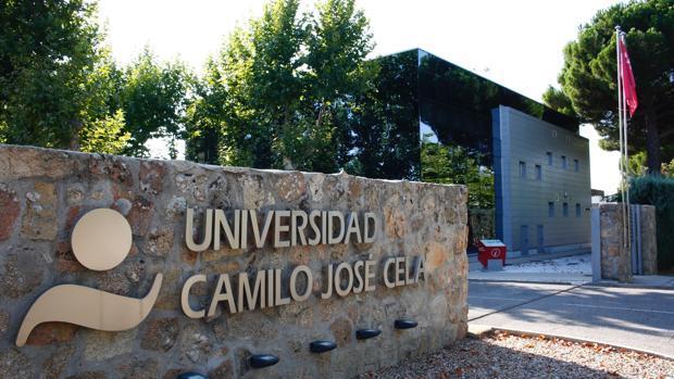 Sede de la Universidad Camilo José Cela, en Villanueva de la Cañada (Madrid)