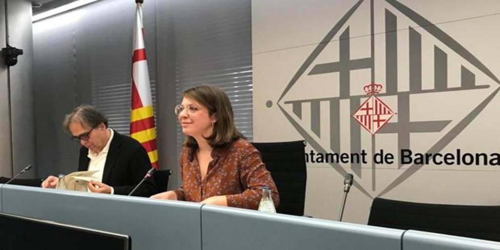Colau rechaza el proyecto actual del Hermitage en Barcelona