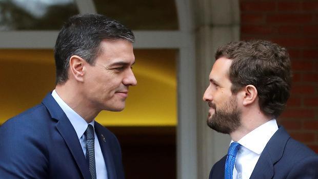 El Gobierno acusa al PP de perder el sentido de Estado y señala las diferencias de Casado y Feijóo