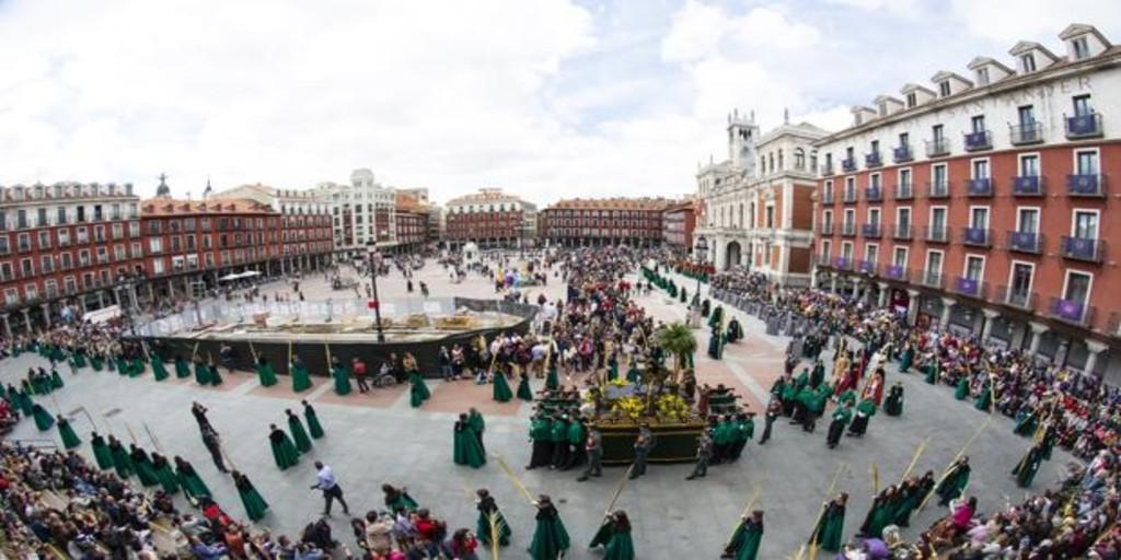 Las cofradías de Valladolid trasladan a las redes sociales sus cultos de Semana Santa