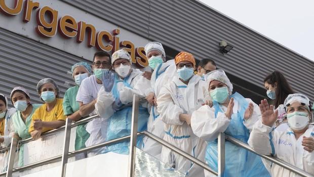 Coronavirus Madrid: últimas noticias | Las muertes se estabilizan ...