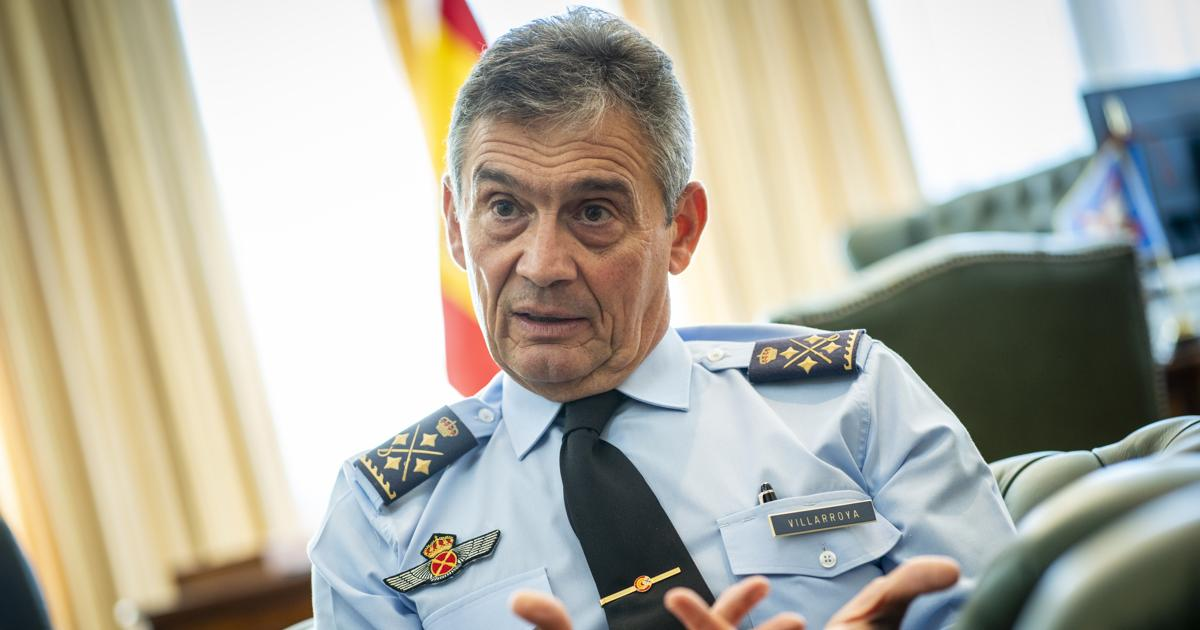 General Villarroya: «No fuimos capaces de prever la rapidez de expansión y  la virulencia del coronavirus»