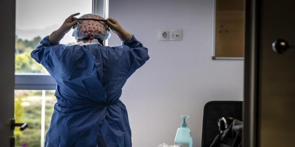Ribera Salud asegura que los sanitarios de Alicante trasladados a Madrid son voluntarios en sus días libres