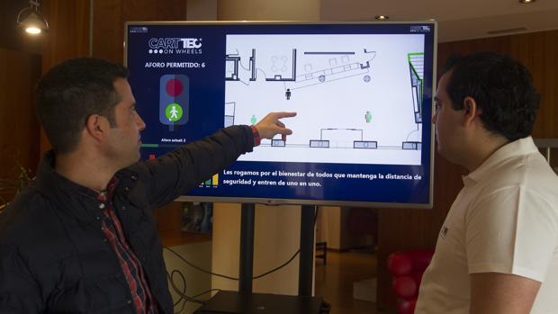 El hotel NH Palacio del Duero de Zamora acogió las pruebas