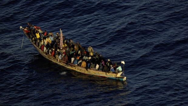 La llegada de inmigrantes a Canarias ha aumentado en un 500% este año