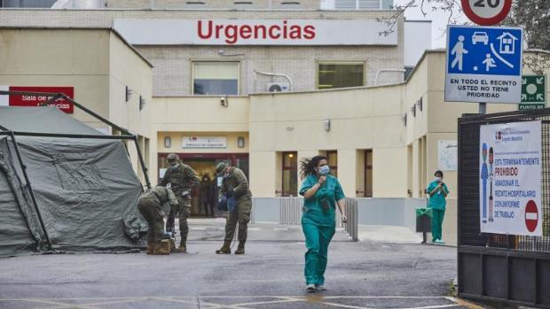 Defensa reconoce al primer militar que murió durante la pandemia como fallecido «en acto de servicio»