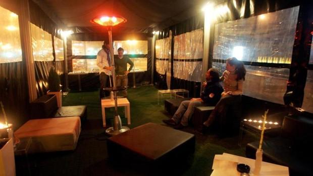 El Ayuntamiento De Madrid Simplifica Los Tramites Para Instalar Estufas En Las Terrazas