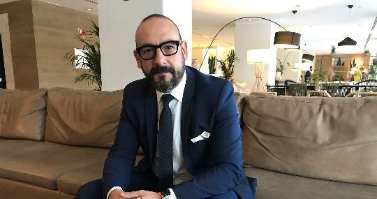 El eurodiputado de Cs Jordi Cañas, en una imagen de archivo