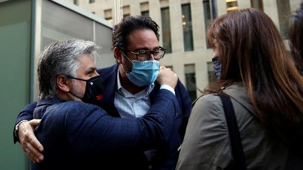 Los detenidos del círculo de Puigdemont por desviar fondos callan ante el juez