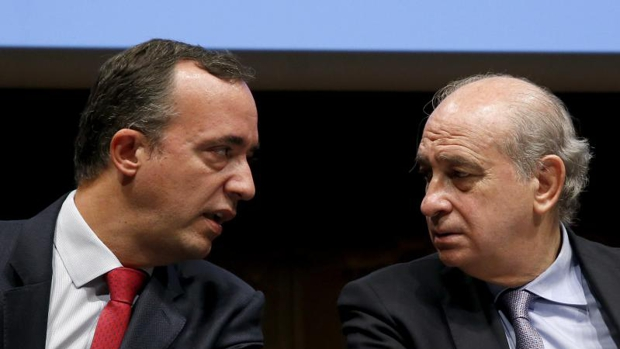 Careo entre Martínez y Fernández Díaz