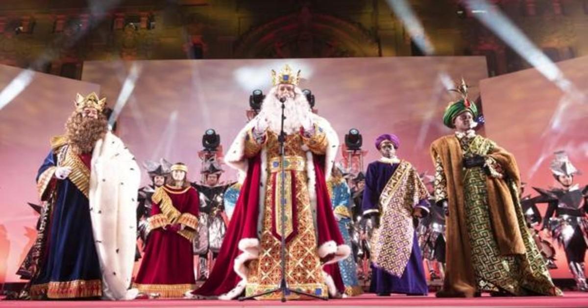 Cabalgata de Madrid: seis «estrellas fugaces» anunciarán la llegada de los  Reyes Magos a la capital