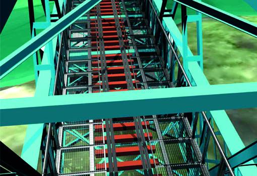 Objetivo: recuperar el Puente de Poveda, que cruza el histórico tren de  Arganda