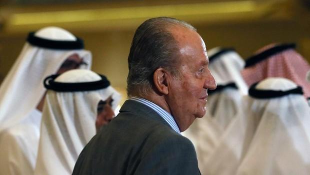 Don Juan Carlos no se plantea ninguna otra regularización
