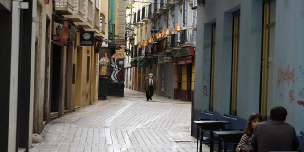 Aragón cumple su cuarto mes de confinamiento regional y provincial con el turismo hundido