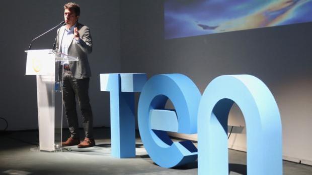 Carlos Mazón, en la presentación del plan TEN de ayudas al sector turístico por el coronavirus