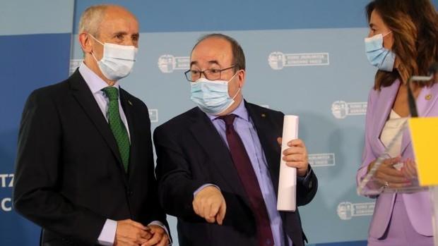 El calendario amenaza con dejar \'retenidos\' en el País Vasco a algunos...