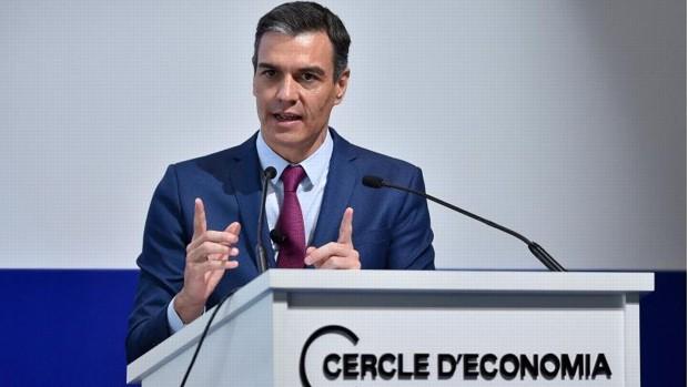 Sánchez insiste ante la empresa catalana en su agenda de «reencuentro»