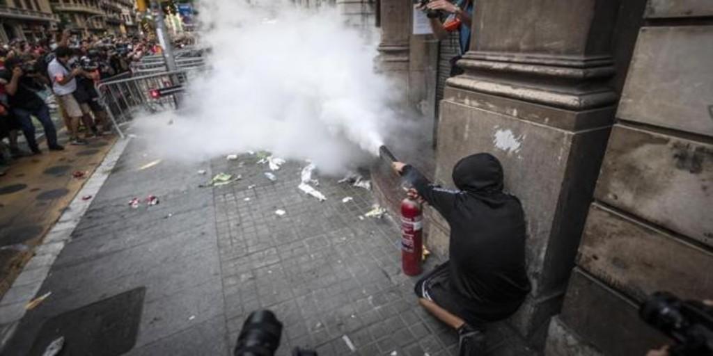 Dimite la vicerrectora de una universidad pública que dijo tener ganas de «contenedores ardiendo» en el 11-S