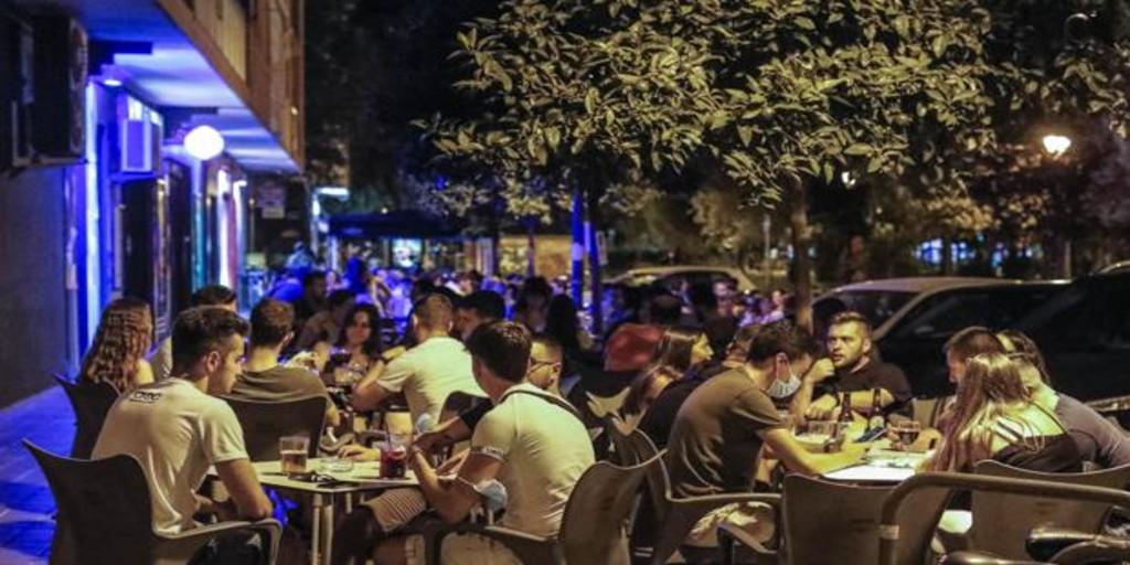 Restricciones por el coronavirus y horarios de discotecas y bares en Valencia para el fin de semana