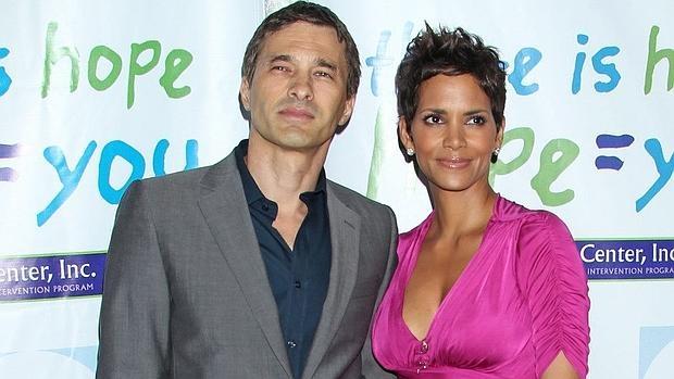 Halle Berry y Olivier Martínez en una imagen de archivo