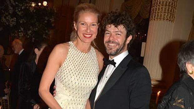 Anne Igartiburu y Pablo Heras-Casado