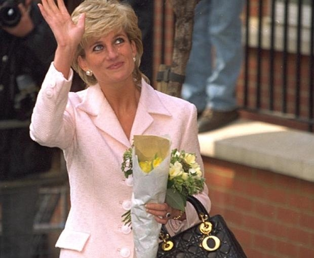 Lady Di, «embajadora» del Lady Dior