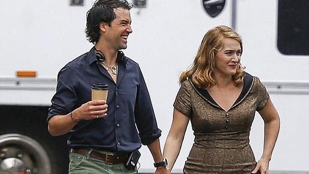 Ned RocknRoll i Kate Winslet