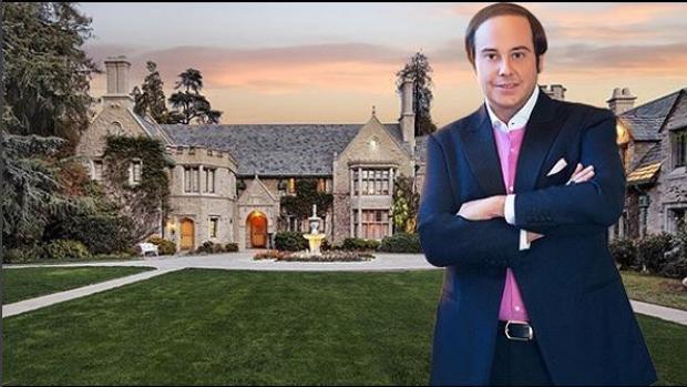 La mansión Playboy tras su nuevo propietario, Daren Metropoulos