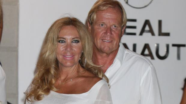 Norma Duval y Matthias Kühn retomaron su relación a principios de año después de varias rupturas