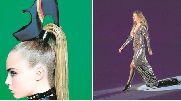 Elementos del sector de la moda de la sociedad brasileña