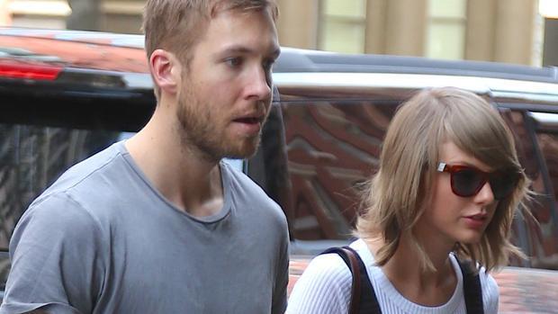 Calvin Harris y Taylor Swift